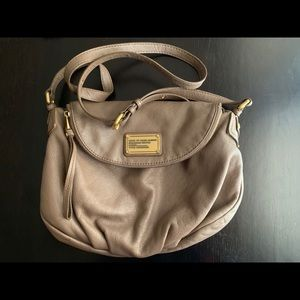 Tan leather Marc by Marc Jacobs Standard Supply